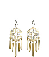 Lucky Brand - Gold Chandelier Crystal Earrings