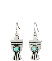 Lucky Brand - Silver Bird Earrings
