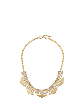 Fossil - Triangle Statement Necklace