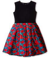 Oscar de la Renta Childrenswear - Poppies Party Dress (Toddler/Little Kids/Big Kids)