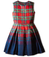 Oscar de la Renta Childrenswear - Tartan Party Dress (Toddler/Little Kids/Big Kids)