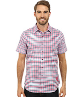 Robert Graham - Wheeler Field Short Sleeve Woven Shirt