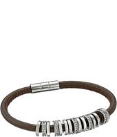 Fossil - Rondel Cord Bracelet