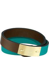 Fossil - Double Wrap Bracelet