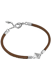 Fossil - Nugget Cord Bracelet