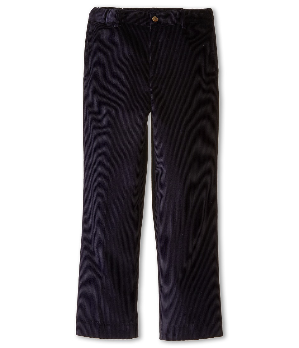 Oscar de la Renta Childrenswear Corduroy Classic Pants Toddler/Little Kids/Big Kids Navy Boys Casual Pants