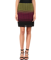 M Missoni - Gradiant Fan Skirt