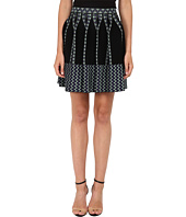 M Missoni - Graphic Vertical Skirt