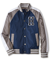 Tommy Hilfiger Kids - Baseball Jacket (Big Kids)