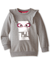 Fendi Kids - Logo Sweatshirt Femme (Toddler)