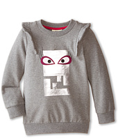 Fendi Kids - Logo Sweatshirt Femme (Little Kids)