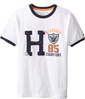 Tommy Hilfiger Kids - Short Sleeve Jenson Tee (Big Kids)