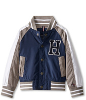 Tommy Hilfiger Kids - Baseball Jacket (Toddler/Little Kids)