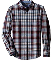 Vince Kids - Plaid Button Up (Big Kids)