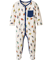 Paul Smith Junior - All Over Robot Print Footy (Infant/Toddler)