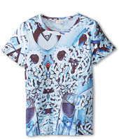 Paul Smith Junior - Short Sleeve Bike Chaine All Over Print T-Shirt (Toddler/Little Kids/Big Kids)