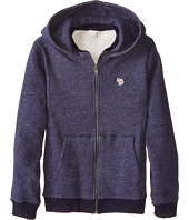 Paul Smith Junior - Navy Chine Matching Hoodie (Toddler/Little Kids/Big Kids)