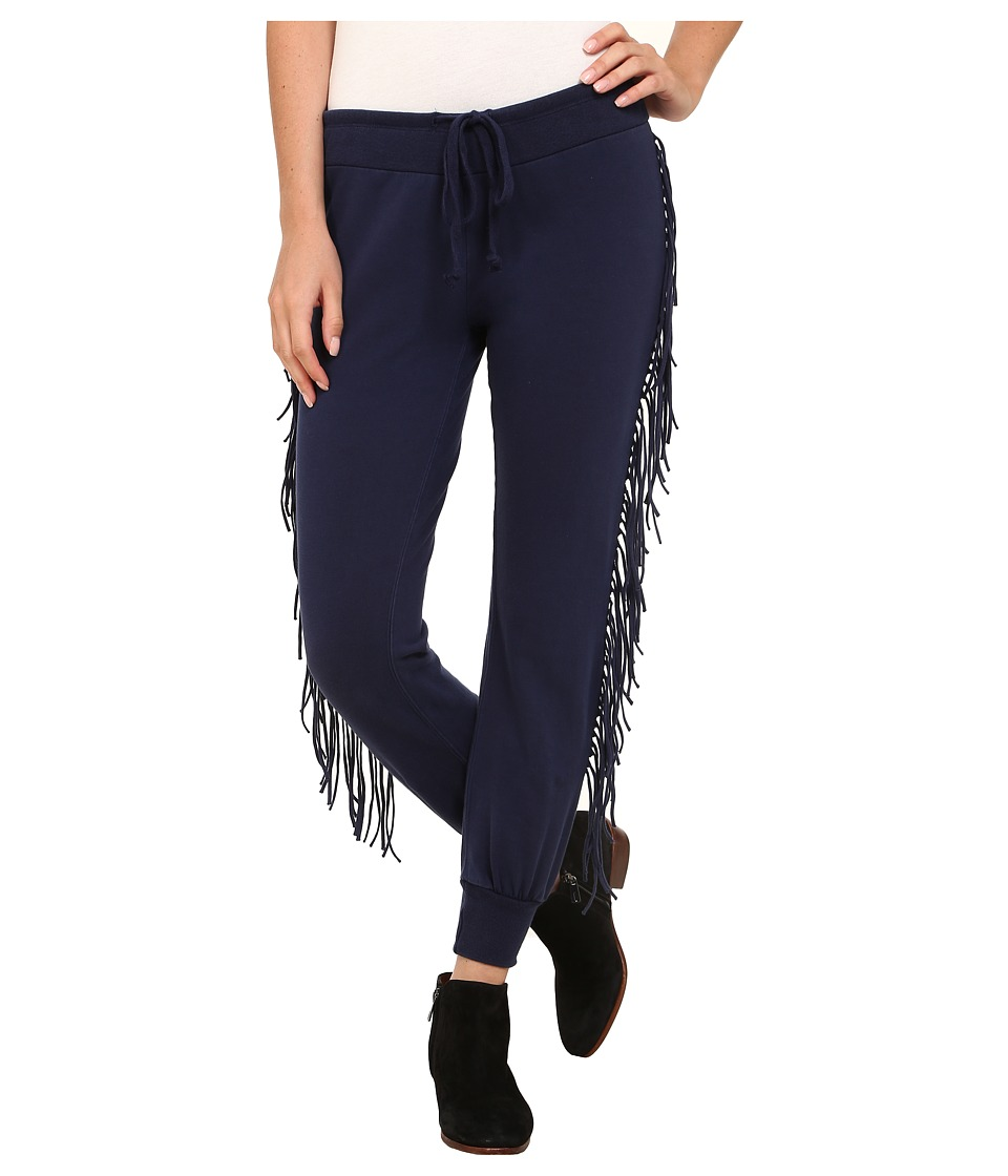 Amuse Society Asher Pants Faded Indigo Womens Casual Pants