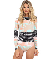 Roxy - Pop Surf Long Sleeve One-Piece