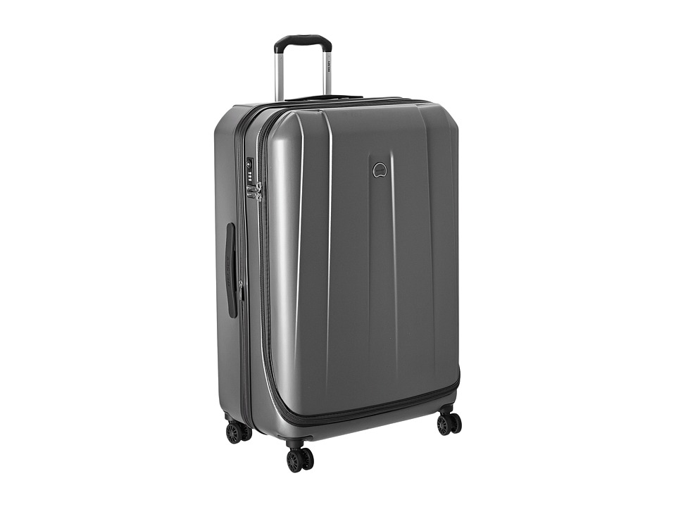 Delsey Helium Shadow 3.0-29 Expandable Spinner Suiter Trolley (Platinum) Luggage