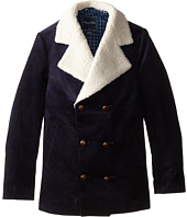 Oscar de la Renta Childrenswear - Corduroy Jacket w/ Fleece (Toddler/Little Kids/Big Kids)