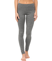 Plush - Fleece-Lined Marled Spandex Leggings