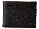 Will Leather Goods August Billfold (Black)