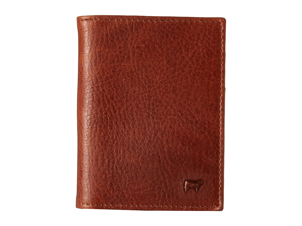 Will Leather Goods - Cyrus Card Case (Cognac) Credit card Wallet