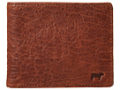 Will Leather Goods Marvel Billfold (Cognac/Stone)