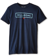 Billabong Kids - Branded Short Sleeve Tee (Big Kids)