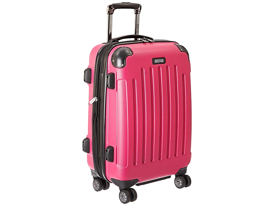 Kenneth Cole Reaction - Renegade Against The Law 20 Carry-On Luggage (Magenta) Carry on Luggage