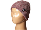 Neff Daily Heather Beanie (Youth) (Maroon/White)