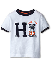 Tommy Hilfiger Kids - Short Sleeve Jenson Tee (Toddler/Little Kids)