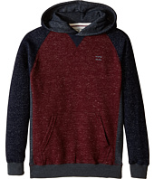 Billabong Kids - Balance Pullover Hoodie Fleece (Big Kids)
