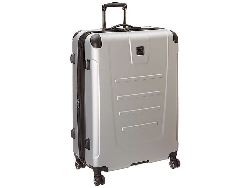 Kenneth Cole Reaction - Get Away - 29 Widebody Expandable 8-Wheel Pullman (Light Silver) Pullman Luggage