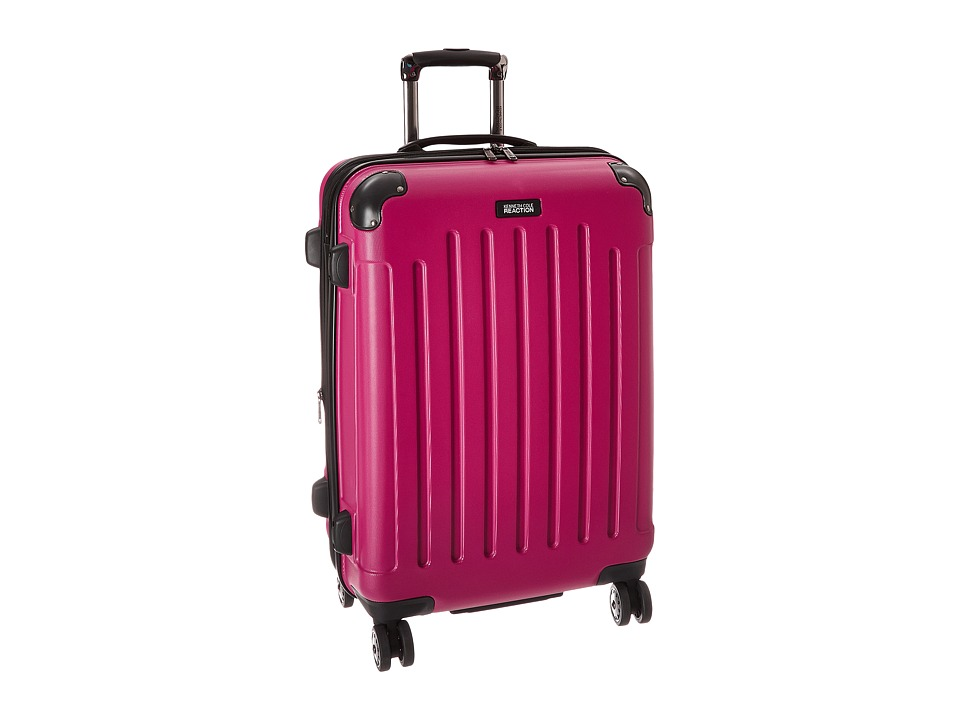 Kenneth Cole Reaction - Renegade Law Order 24 Upright Pullman Luggage (Magenta) Pullman Luggage