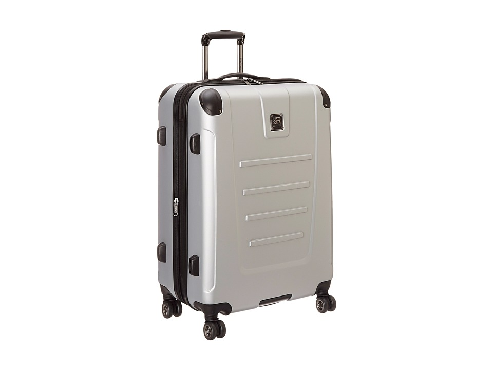 Kenneth Cole Reaction - Get Away - 25 Widebody Expandable 8-Wheel Pullman (Light Silver) Pullman Luggage