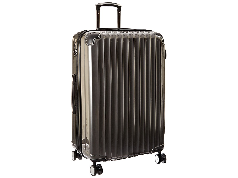 Kenneth Cole Reaction - First Impression - 28 Expandable 8-Wheel Upright Pullman (Dark Silver) Pullman Luggage