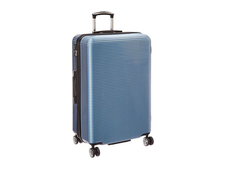 Kenneth Cole Reaction - Sudden Impact - 28 Expandable 8-Wheel Upright Pullman (Ice Blue) Pullman Luggage