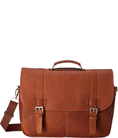 Kenneth Cole Reaction - Show Business Columbian Leather Flapover 15.4