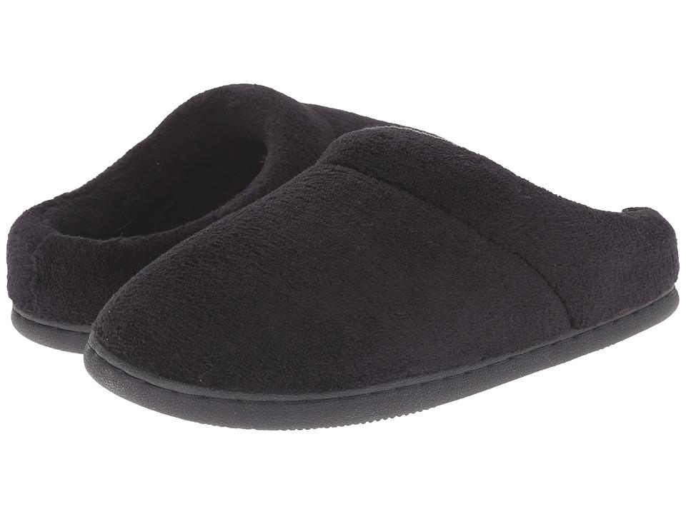 Tempur Pedic Windsock (Black) Women's Slippers