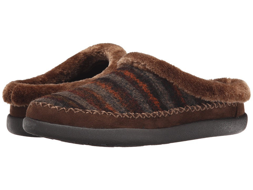 Tempur Pedic Convection Chocolate Womens Slippers