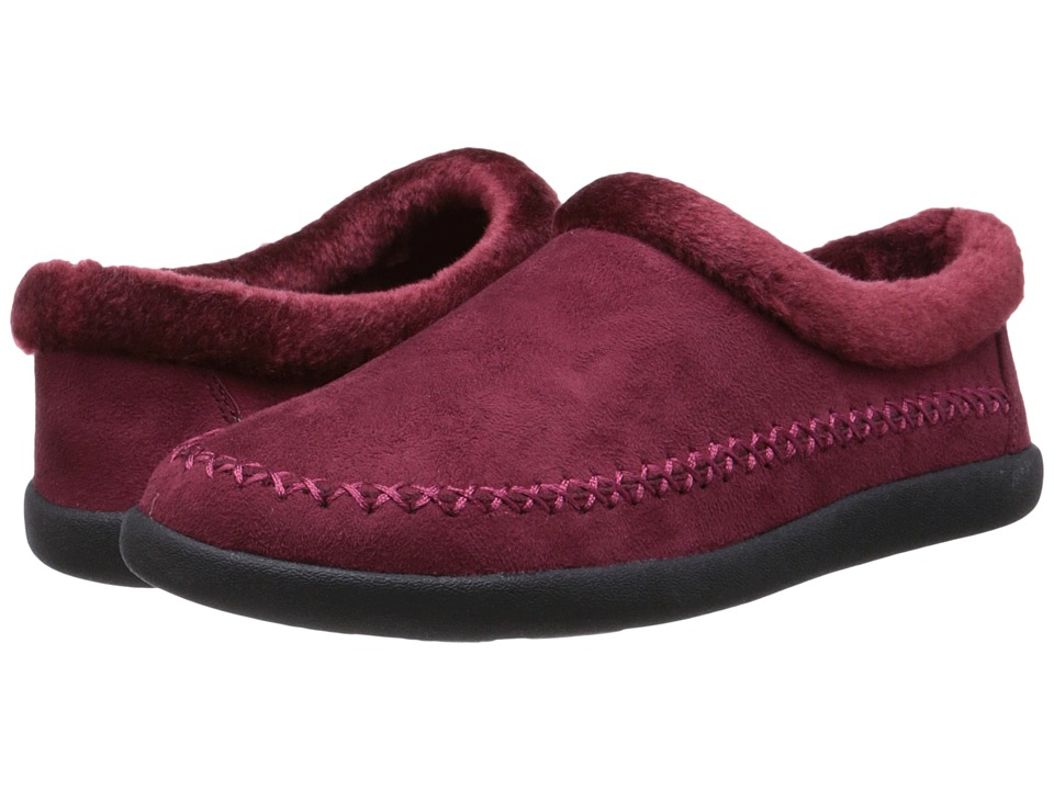 Tempur Pedic Conduction Ruby Womens Slippers