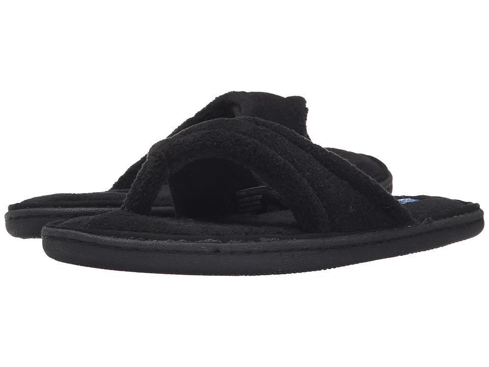 Tempur-Pedic Airsock (Black) Slippers