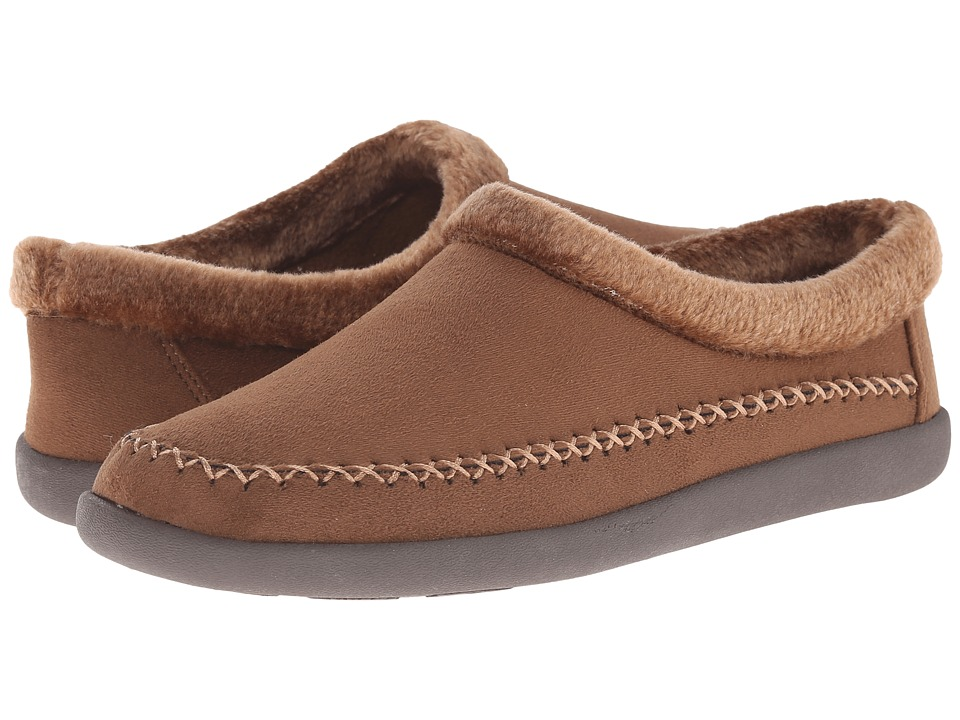 Tempur Pedic Conduction Chocolate Womens Slippers