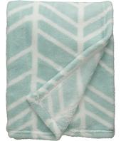lolli LIVING - Printed Plush Blanket