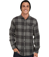 VISSLA - Alpha Check Flannel Long Sleeve