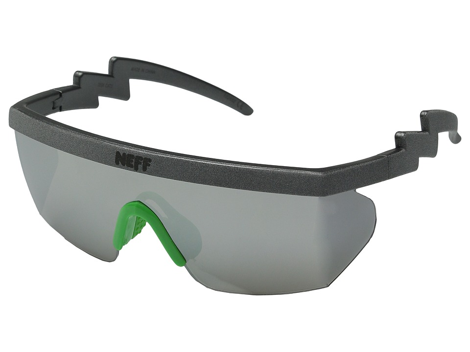 Neff Brodie Shades Reflective Sport Sunglasses
