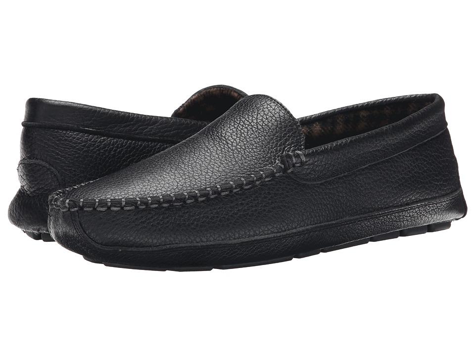 Tempur Pedic Advection Black Mens Slippers