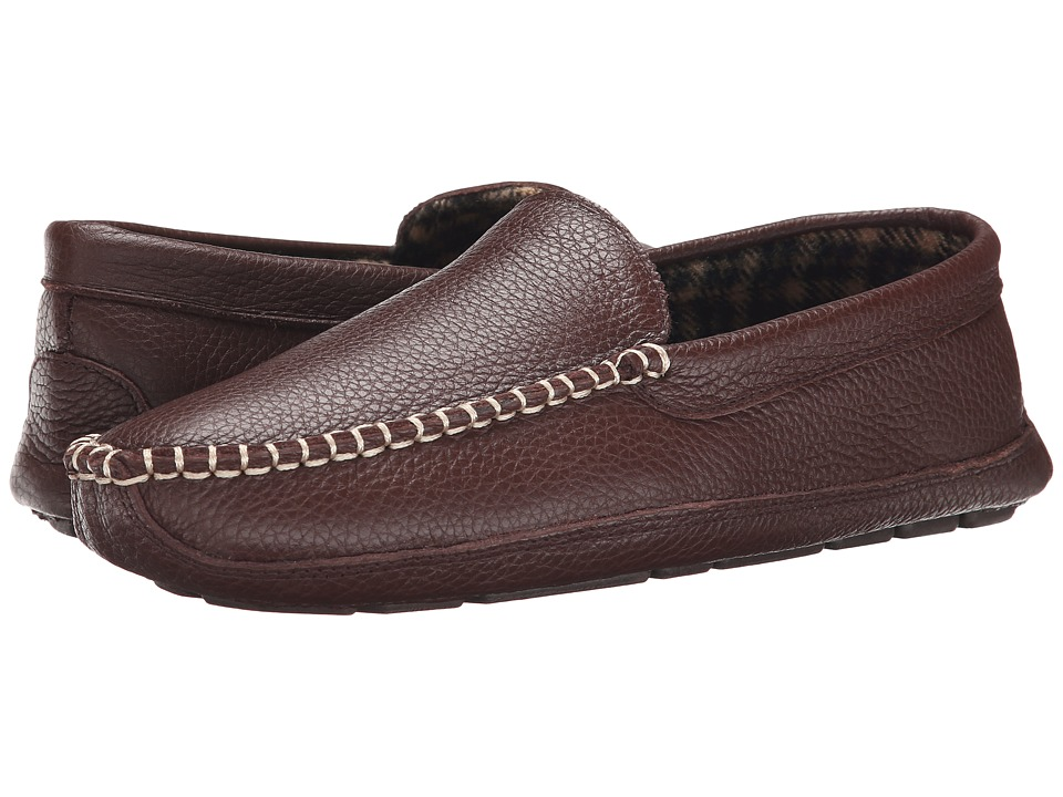Tempur Pedic Advection Chocolate Mens Slippers